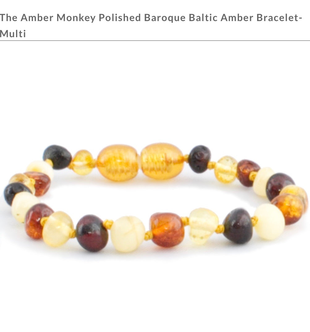 The Amber Monkey- Multi