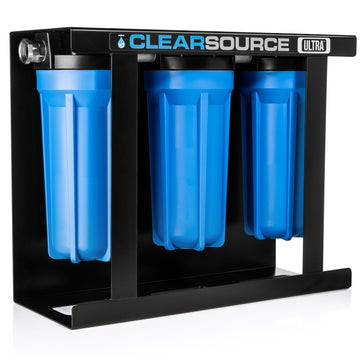 CLEARSOURCE ULTRA™ WATER FILTRATION SYSTEM
