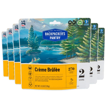 Backpacker's Pantry Crème Brulee