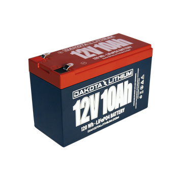 DAKOTA LITHIUM 12 V 10 Ah BATTERY