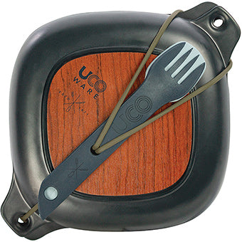 UCO 5 PIECE BAMBOO ELEMENTS MESS KIT