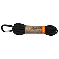 UST PARACORD 550 30' BLACK