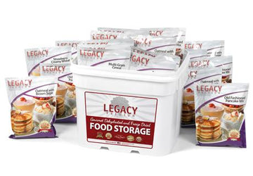 Legacy Premium 120 Serving Breakfast Bucket