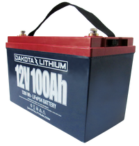 DAKOTA LITHIUM 12 V 100 Ah BATTERY
