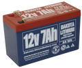 DAKOTA LITHIUM 12 V 7 Ah BATTERY