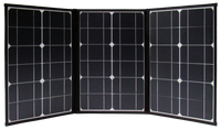 FOLDING FAST-CHARGE 12V SOLAR PANEL