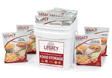 Legacy Premium 60 Serving Entrée Bucket