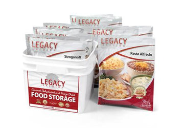 Legacy Premium 32 Serving Family 72 Hour Kit