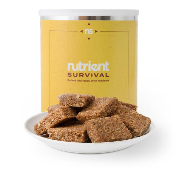 Nutrient Survival - PEANUT BUTTER BAR-MEALS