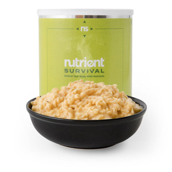 Nutrient Survival - TRIPLE CHEESE MAC