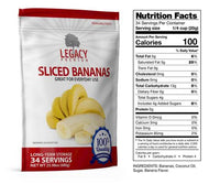 Legacy Premium Assorted Freeze-Dried Fruit
