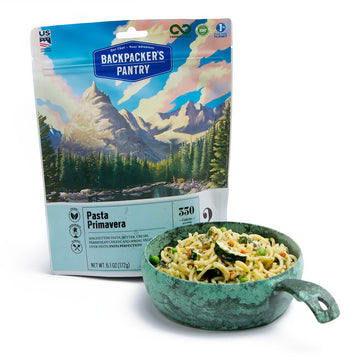 Backpacker's Pantry Pasta Primavera