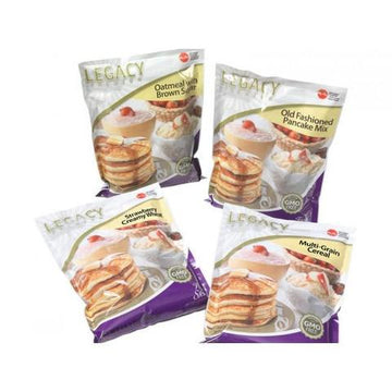 Legacy Premium 16 Serving Breakfast Sample Pack