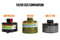 MIRA Safety CBRN NBC-77 SOF Filter
