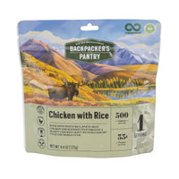 Backpacker's Pantry Chicken & Rice