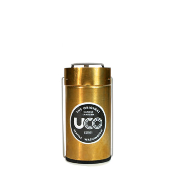 UCO CANDLE LANTERN - CLASSIC BRASS