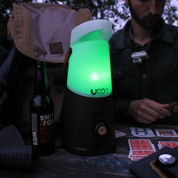 UCO SITKA TABLETOP LANTERN - PLUS USB POWER BANK