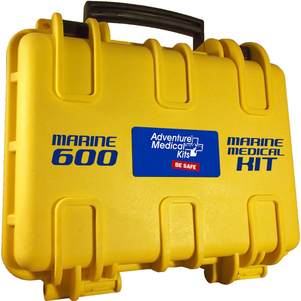 Marine 600 Medical Kit with Waterproof Case