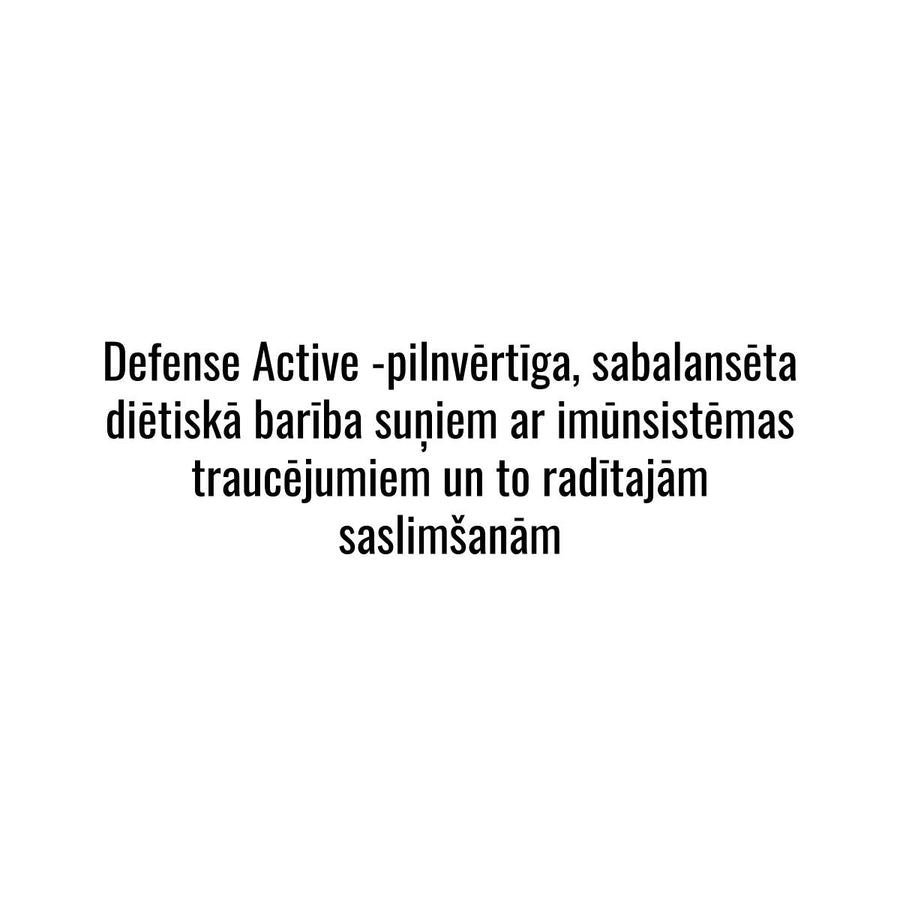 Defense (Immuno) Active suņiem
