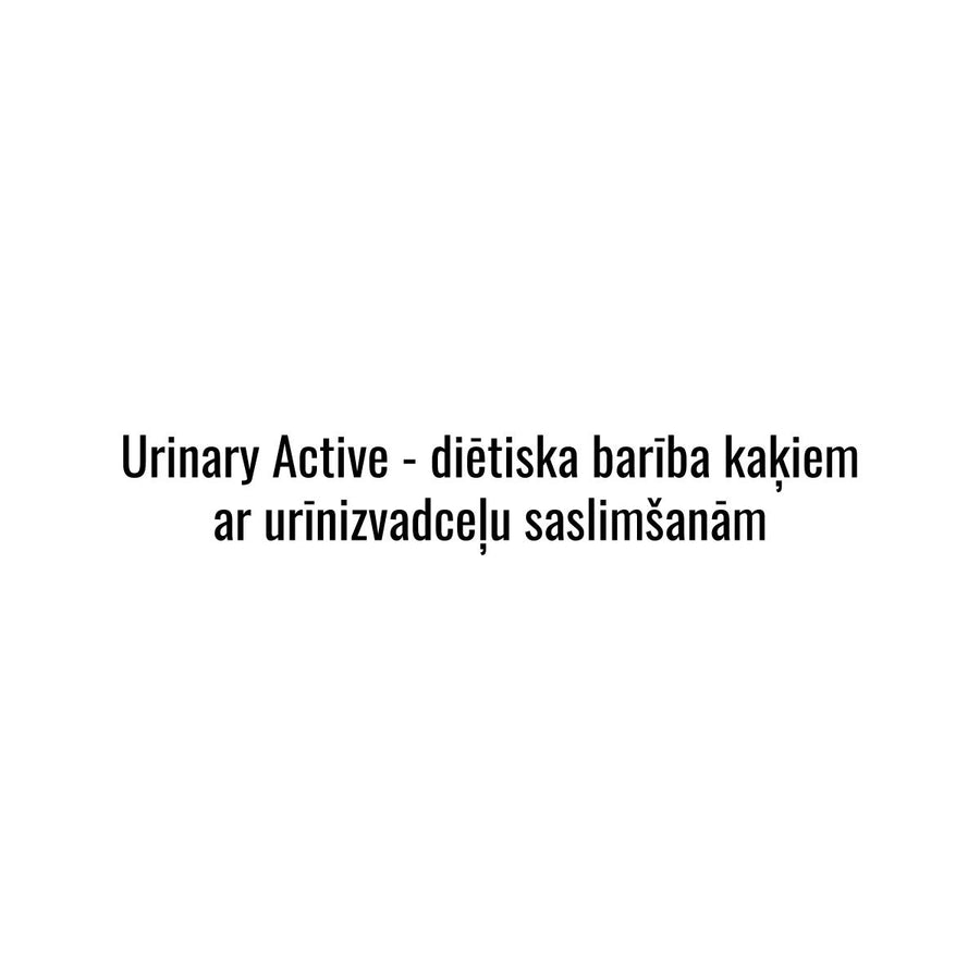 Urinary Active kaķiem