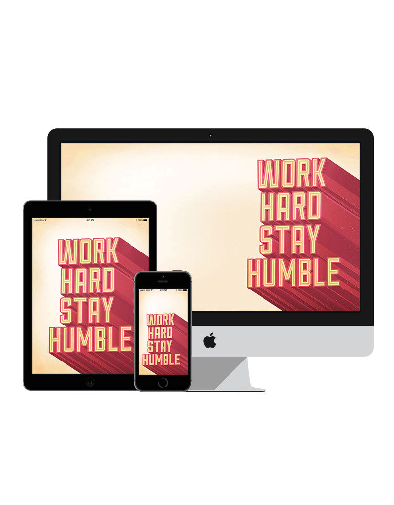 Work hard stay humble wallpaper busy building things - Stay humble wallpaper ...