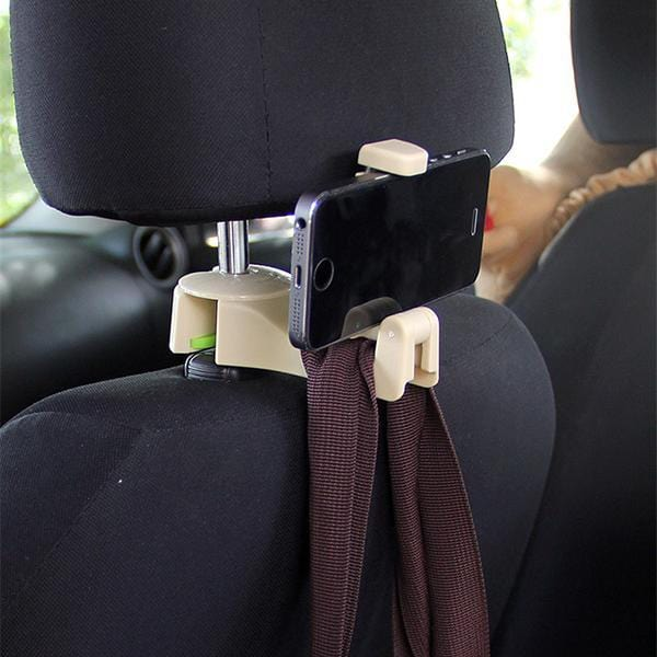 Car Vehicle Back Seat Hidden Hook