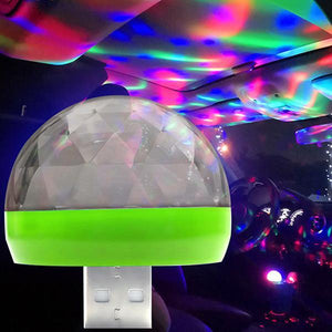 Crystal Mini Stage Lamp