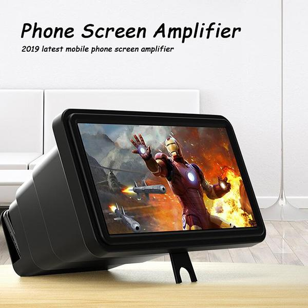 Phone Screen Amplifier