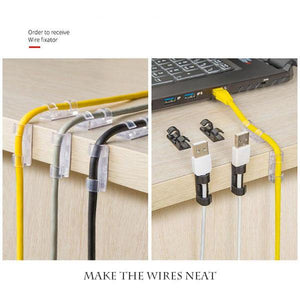 【Buy 2 Sets Get 1 Set Free】Finisher Wire Clamp ( 20Pcs/Set )