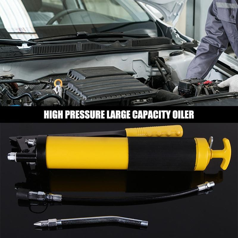 High Pressure Manual Grease Gun