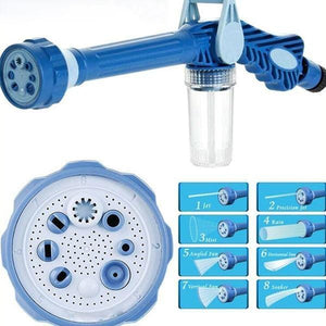 8 Nozzle Spray Watering Gun
