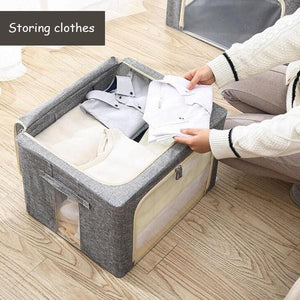 Cloth Art Folding Box