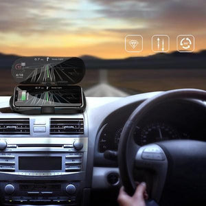 Vehicle Navigation Holder  Head-Up Display