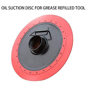 Oil suction pan