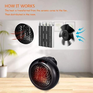Mini Household Instant Heater