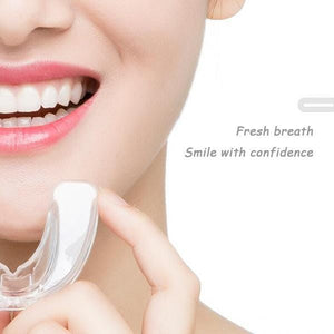 False teeth Cleanser
