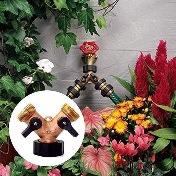 Garden Two - Way All Copper Ball Valve