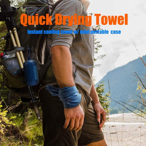 Portable Quick-Drying Towel ( 1/3 Pcs )【BUY MORE SAVE MORE】