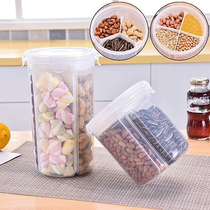Multi-grain Storage Box