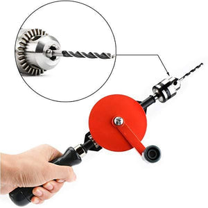 Adjustable Hand Drill