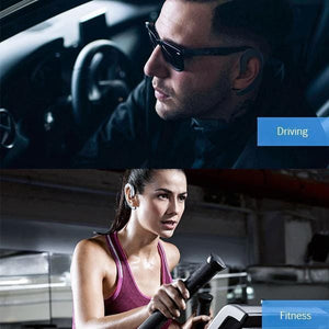 Bone Conduction Bluetooth Headphone