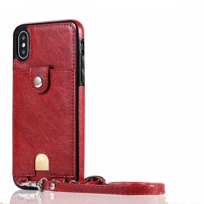 Leather Wallet Phone Case
