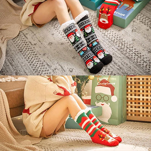 Non-slip Thickening Christmas Stockings