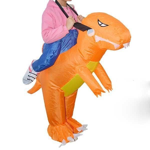 Dinosaur Inflatable Suit