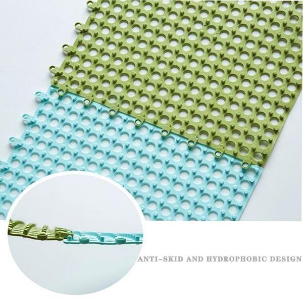 Bathroom Non-slip Mat (4pcs)