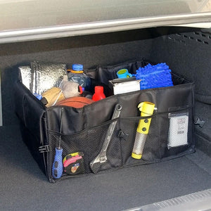 Car Trunk Storage Organizer