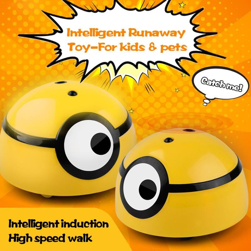 【LIMIT DISCOUNT】Intelligent Runaway Toy For Kids & Pets