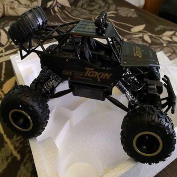 Simulated Remote Control Car