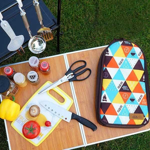 Camping Cooker Travel Set