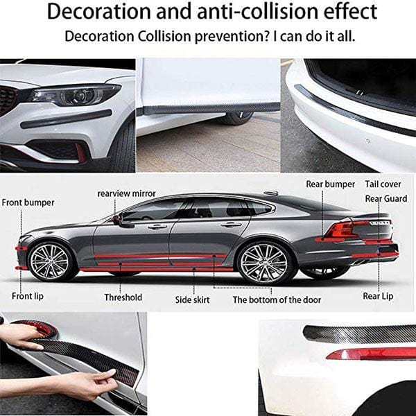 Scratch Proof Sticker For Car Doors